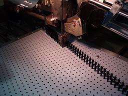 平板の丸線植え2